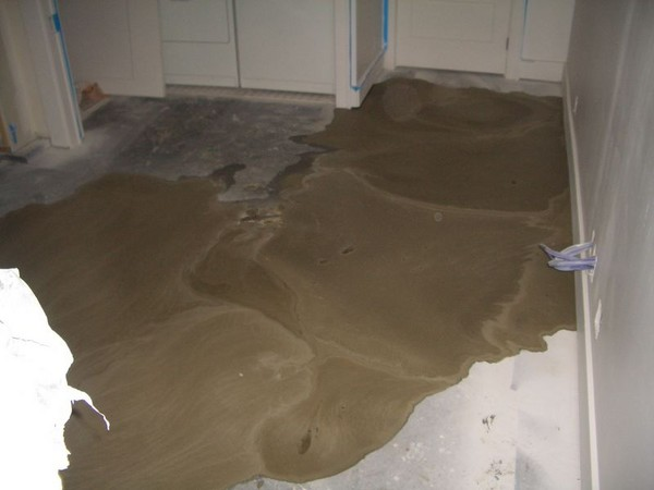 Floor smoothing compound meze blog for Floor leveling compound for wood subfloors